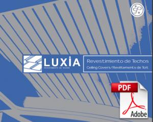 Catálogo Luxia Aluminio