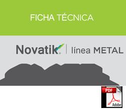Ficha técnica Novatik