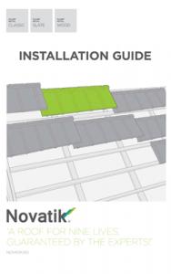 Guía de Instalación Novatik